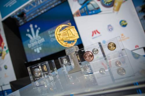 Campeonato Europeo de Tranvías - Elipse, Gestión de Eventos